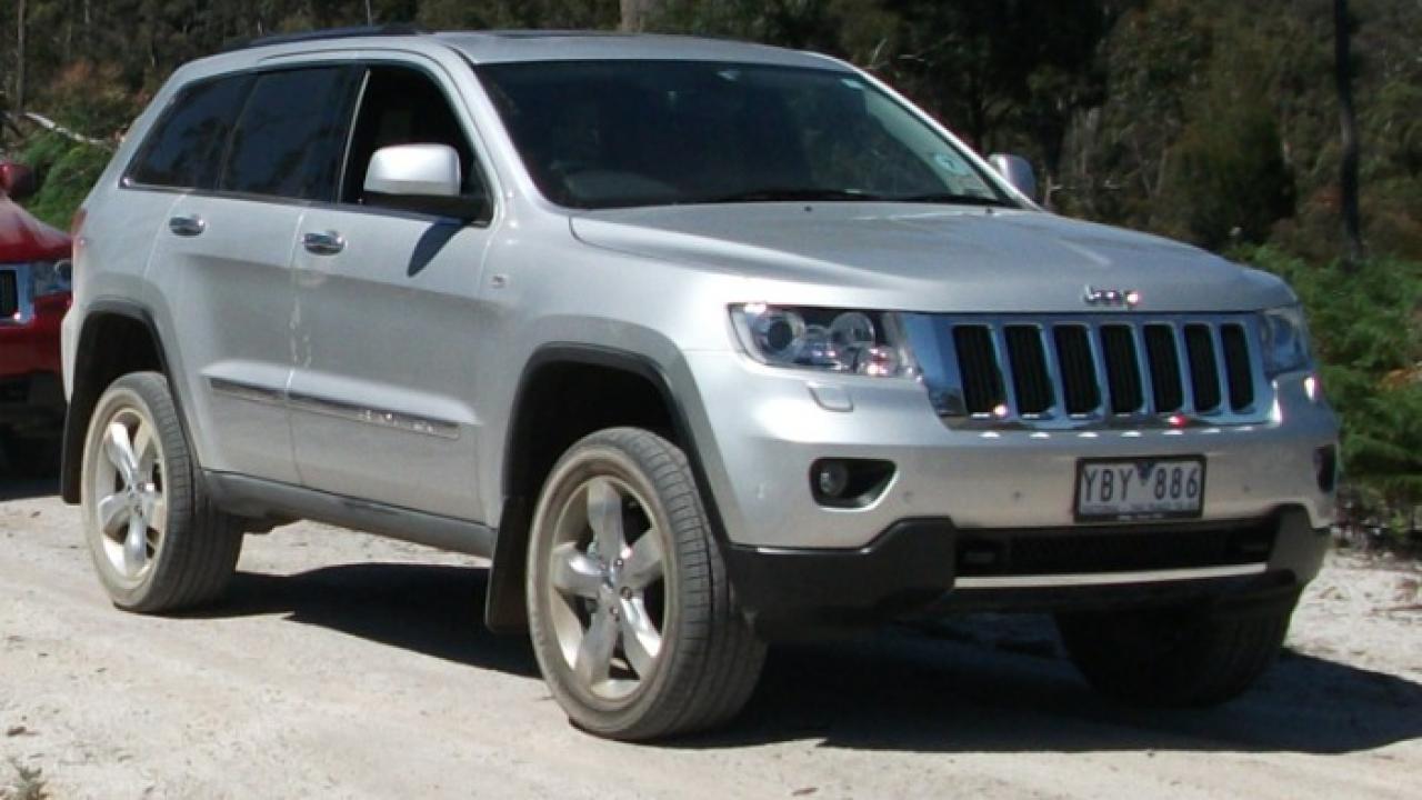 jeep grand cherokee  car review aa  zealand
