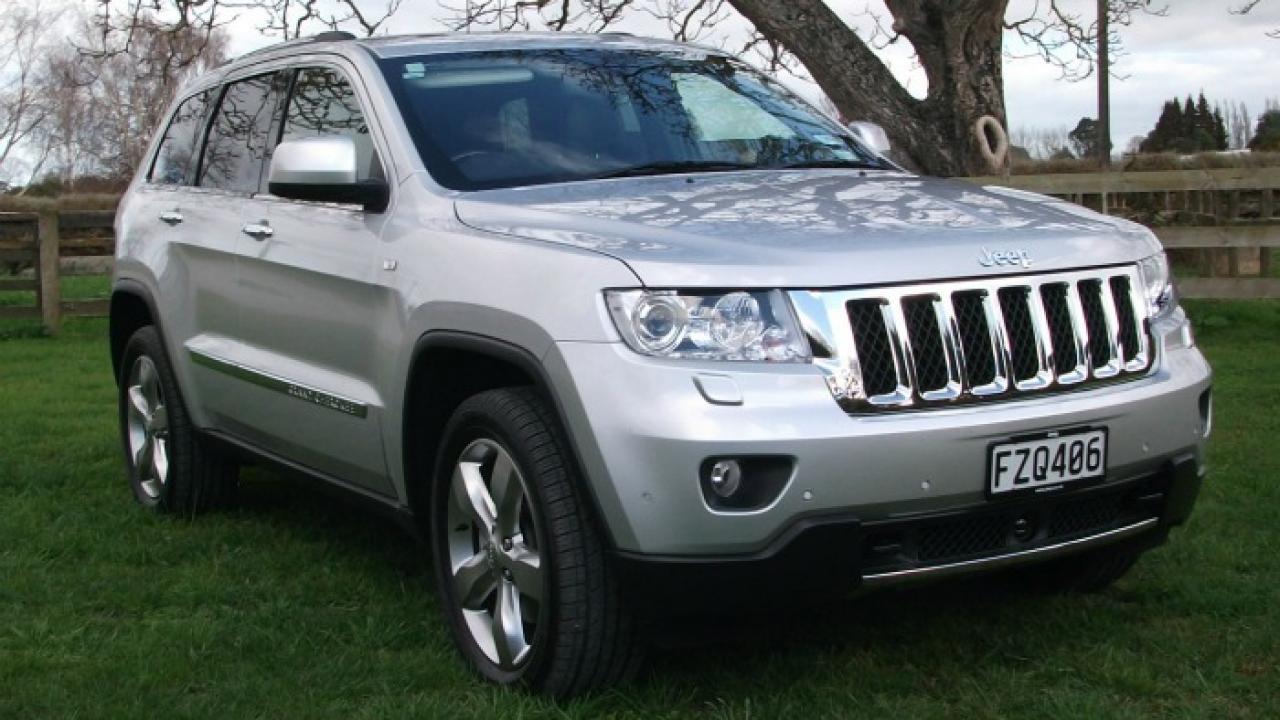 Jeep Grand Cherokee Overland 01