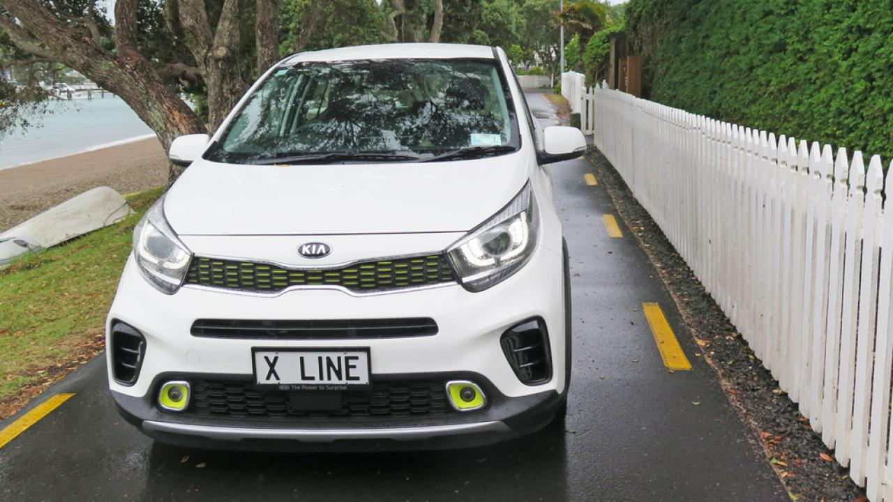 Kia Picanto X-Line 2019 Car Review