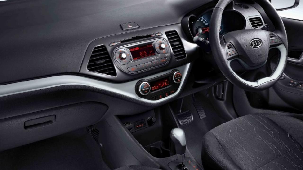 Kia Picanto 2011 Car Review Aa New Zealand Rio Engine Diagram 05