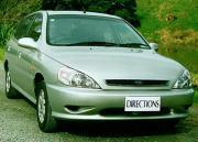 Kia Rio 2001 car review