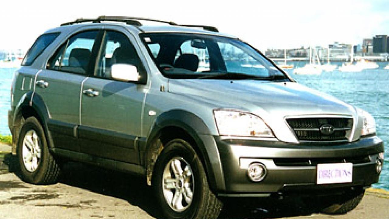 Kia Sorento Diesel 2005