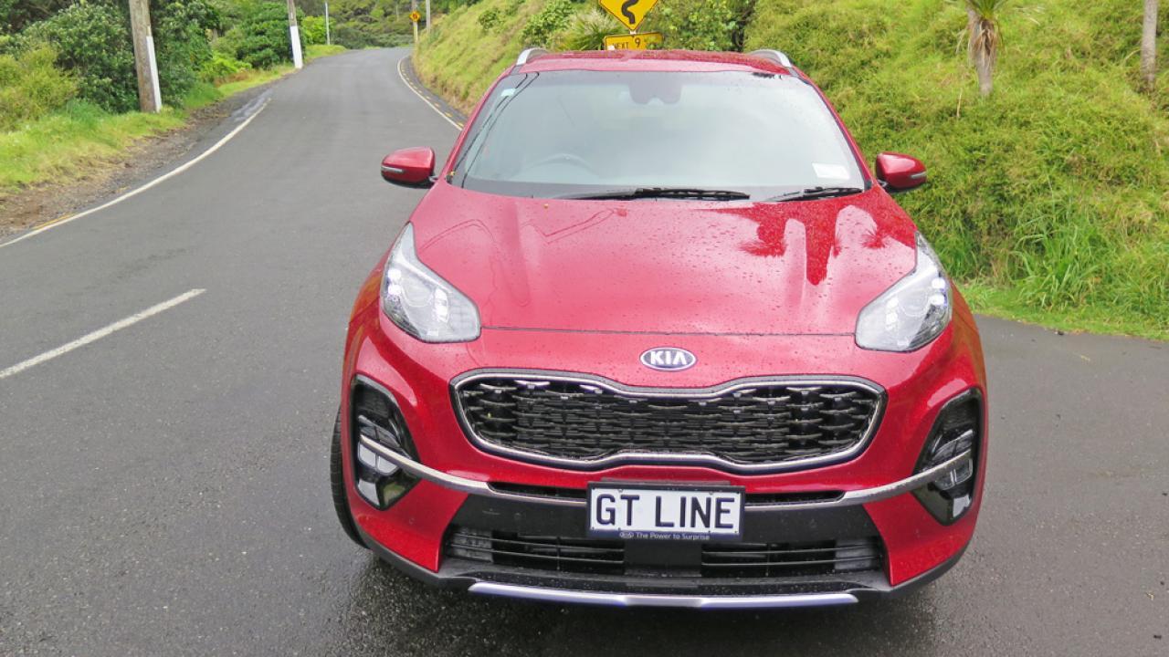 Kia Sportage 2018 Car Review