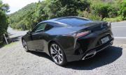 Lexus LC500 2018 car review