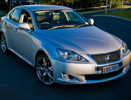 Lexus IS250 Limited 2009 Car Review | AA New Zealand