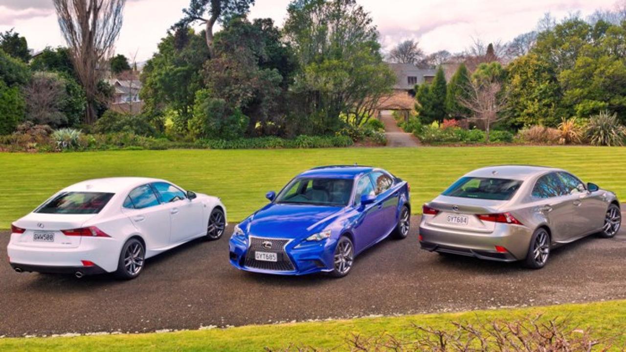 Lexus IS 2013 Car Review | AA New Zealand