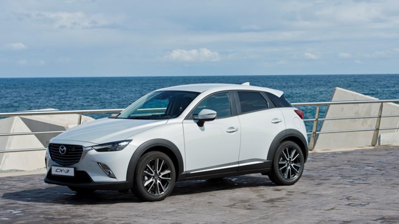 Kelebihan Mazda Cx 3 2015 Harga