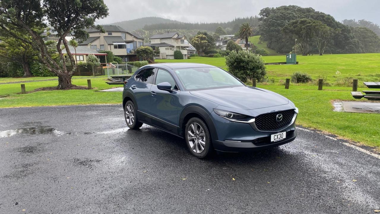 Mazda CX-30 2020 Car Review