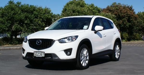 Mazda CX 5 2012 Car Review | AA New Zealand