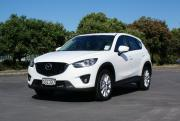 Mazda CX-5 2012 car review