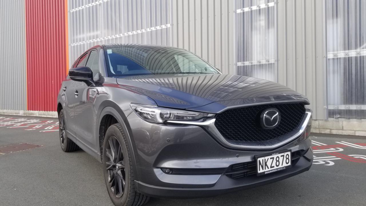 Mazda CX-5 SP25T 2021 Car Review