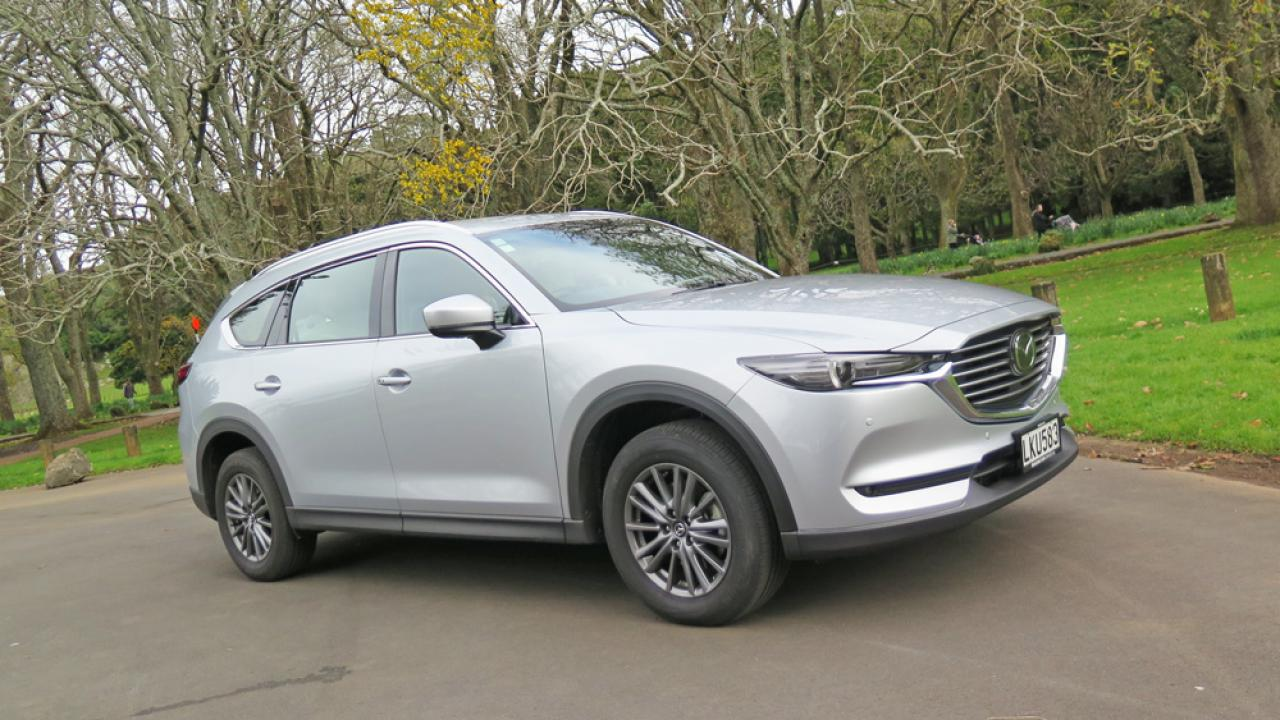 2018 Mazda CX-8: Styling, Specs, Availability >> Mazda Cx 8 2018 Car Review Aa New Zealand