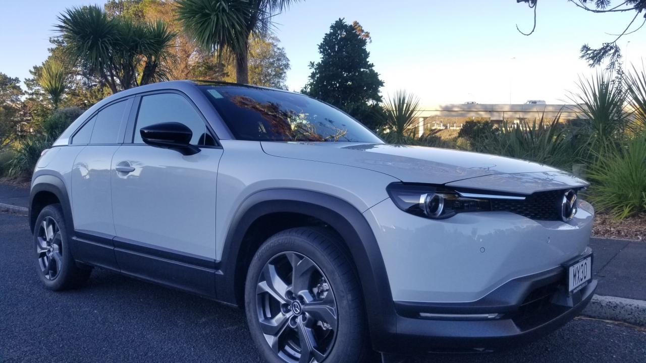 Mazda MX-30 2021 Car Review
