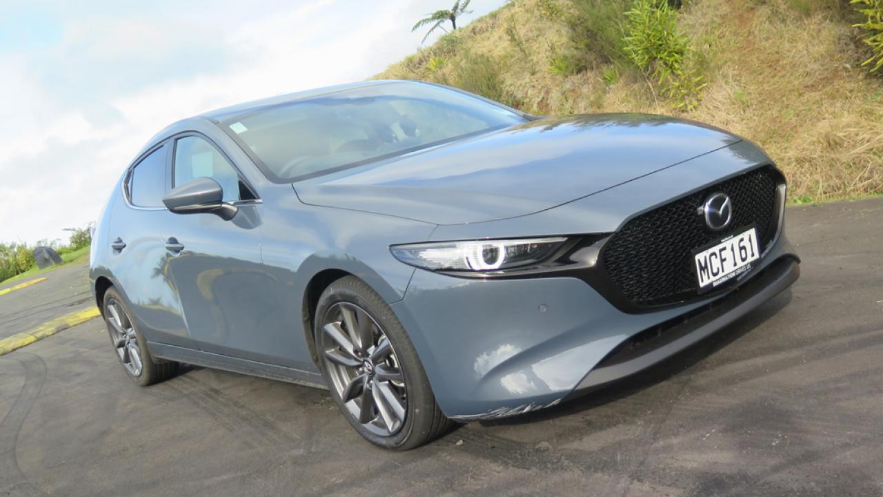 Mazda3 Car Review 2019