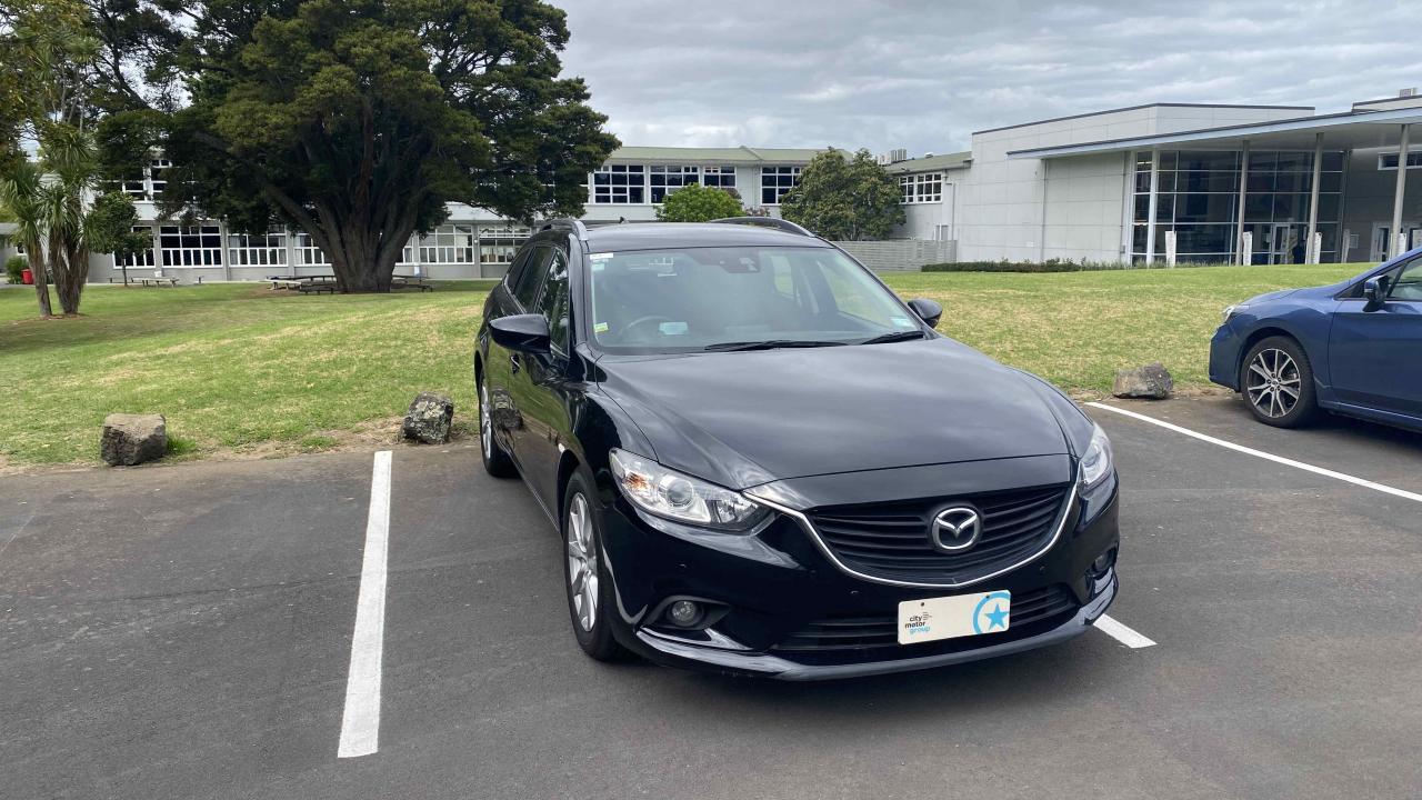 Used Car Review: Mazda6 (2015)