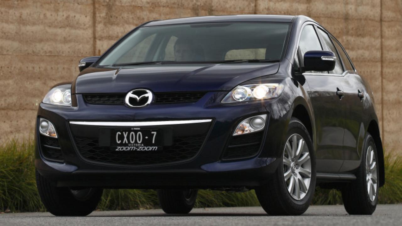 Kelebihan Kekurangan Mazda Cx 7 Perbandingan Harga