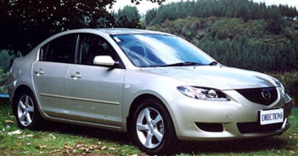 Mazda3 2004 Car Review | AA New Zealand