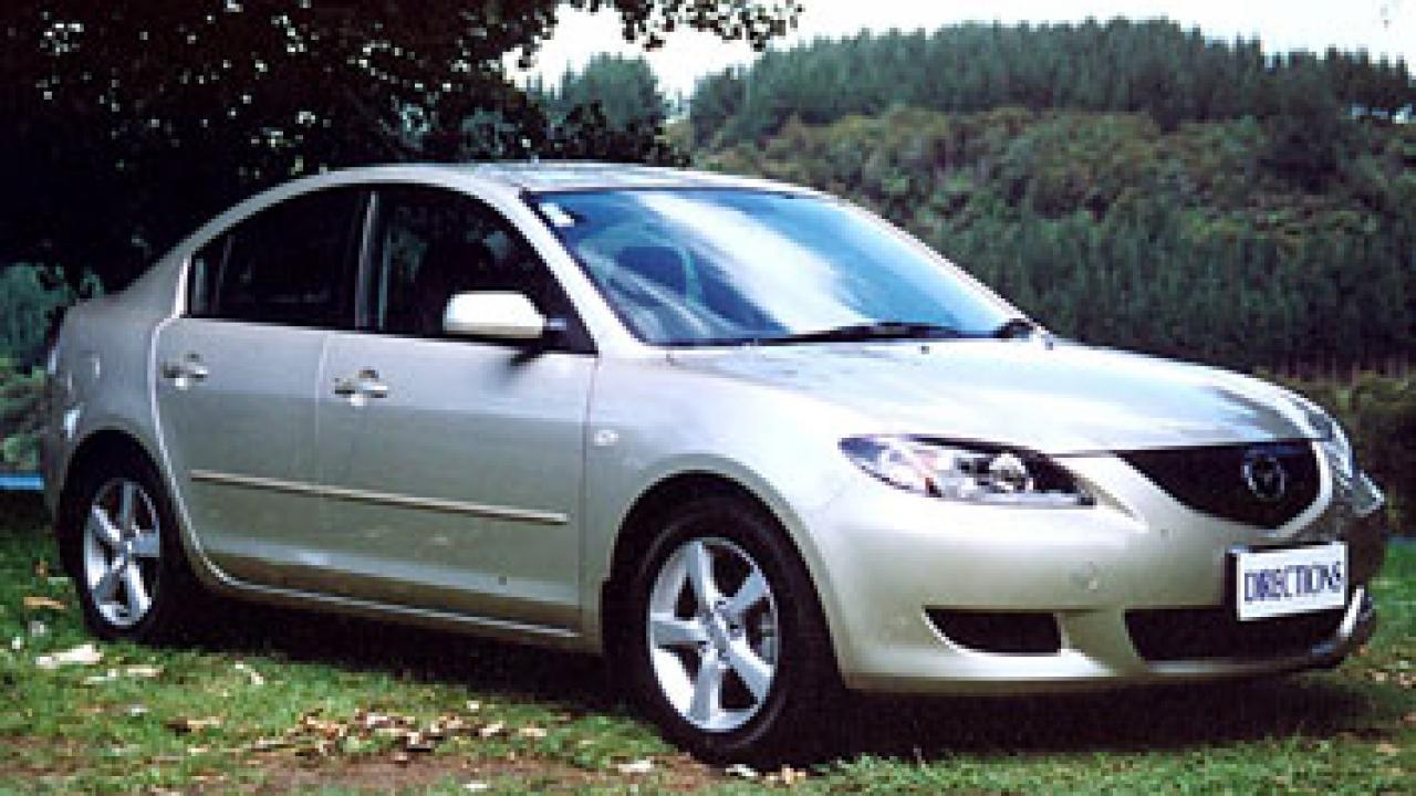 Mazda3 2004 Review
