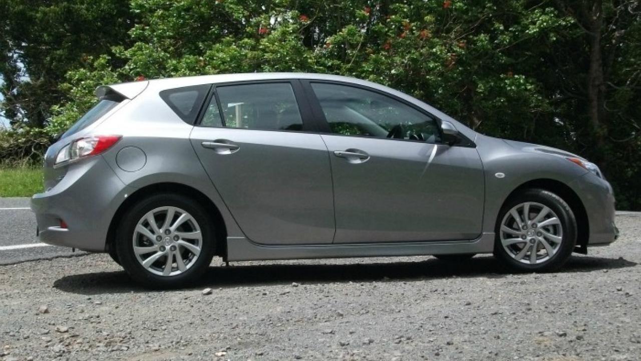 Mazda 3 2011 2
