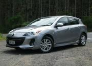 Mazda3 SKYACTIV 2011 car review