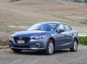 Mazda3 2014 car review