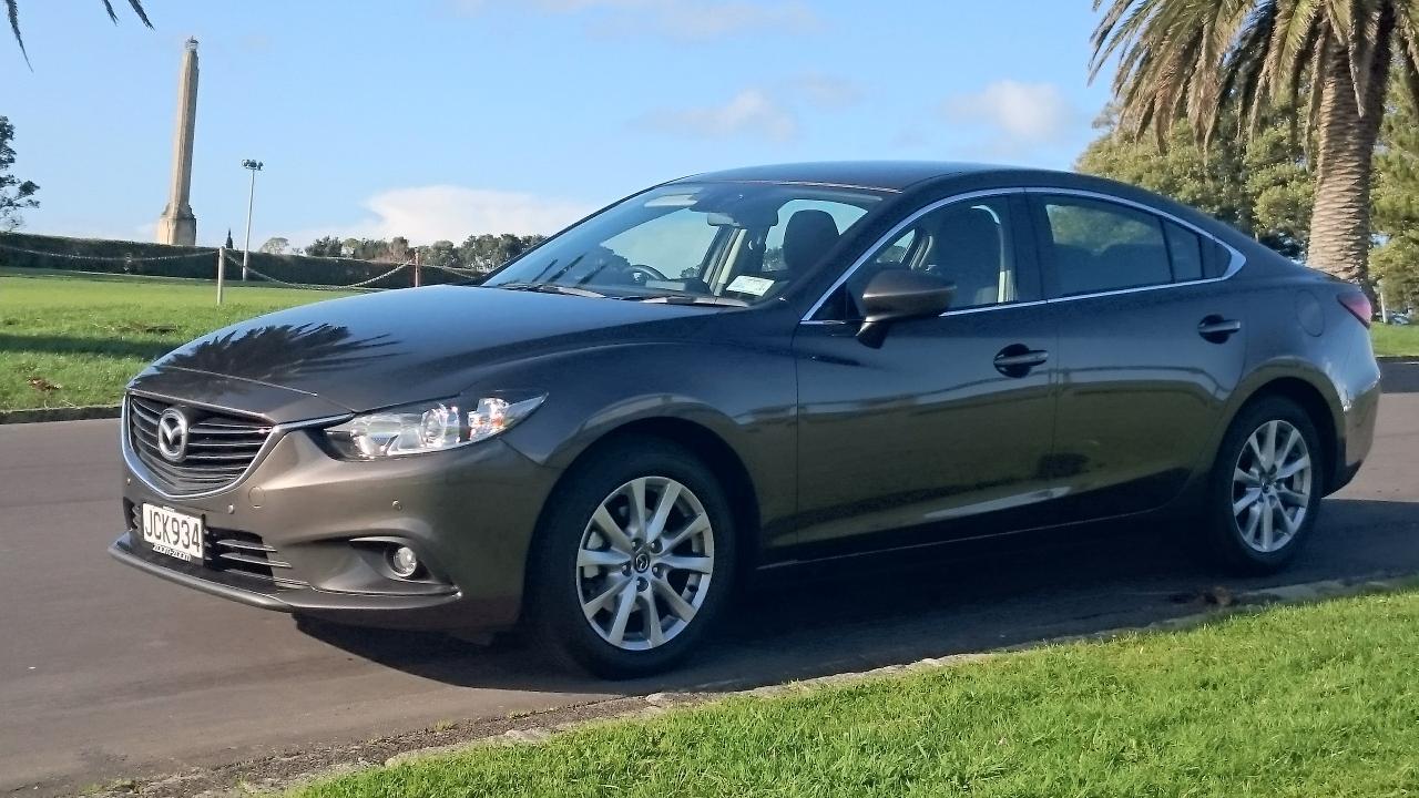 Kelebihan Mazda 6 2015 Harga