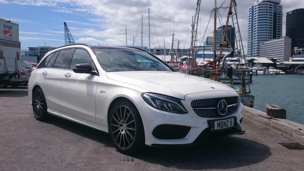 Mercedes-Benz AMG C43 Estate 2016 car review | AA New Zealand