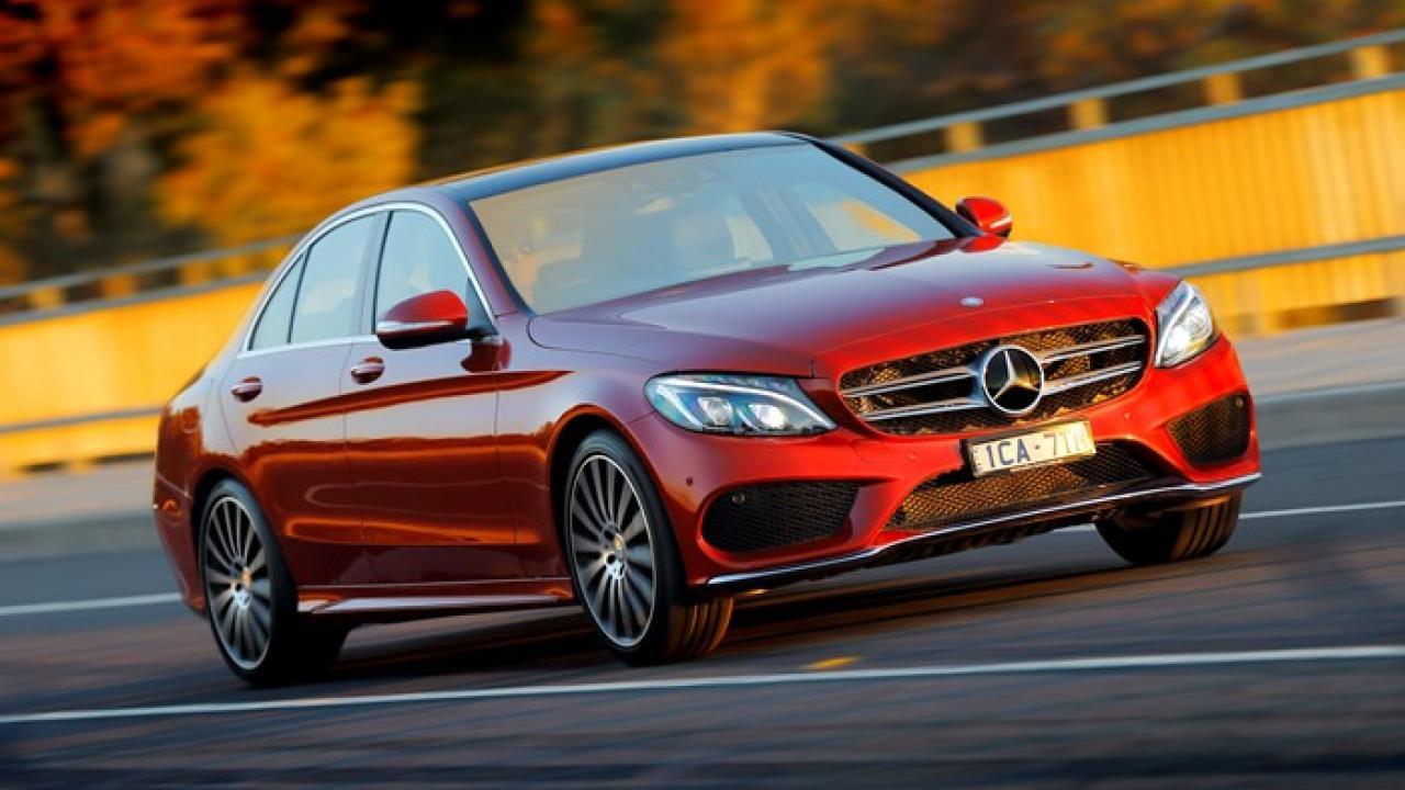 Mercedes C250 2014 1