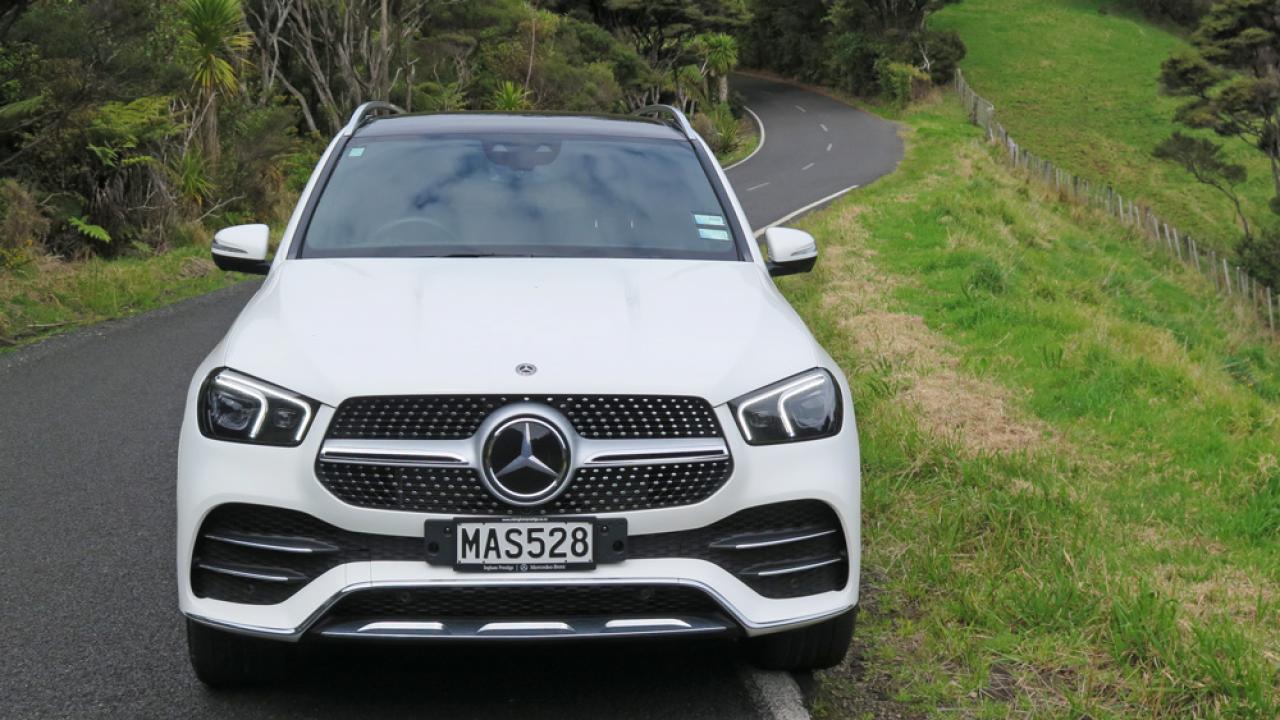Mercedes-Benz GLE 2020 Car Review