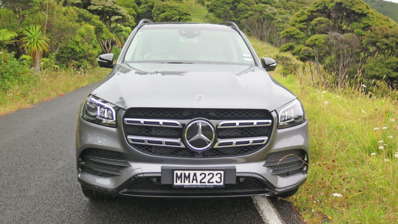 Mercedes-Benz GLS 2020 Car Review