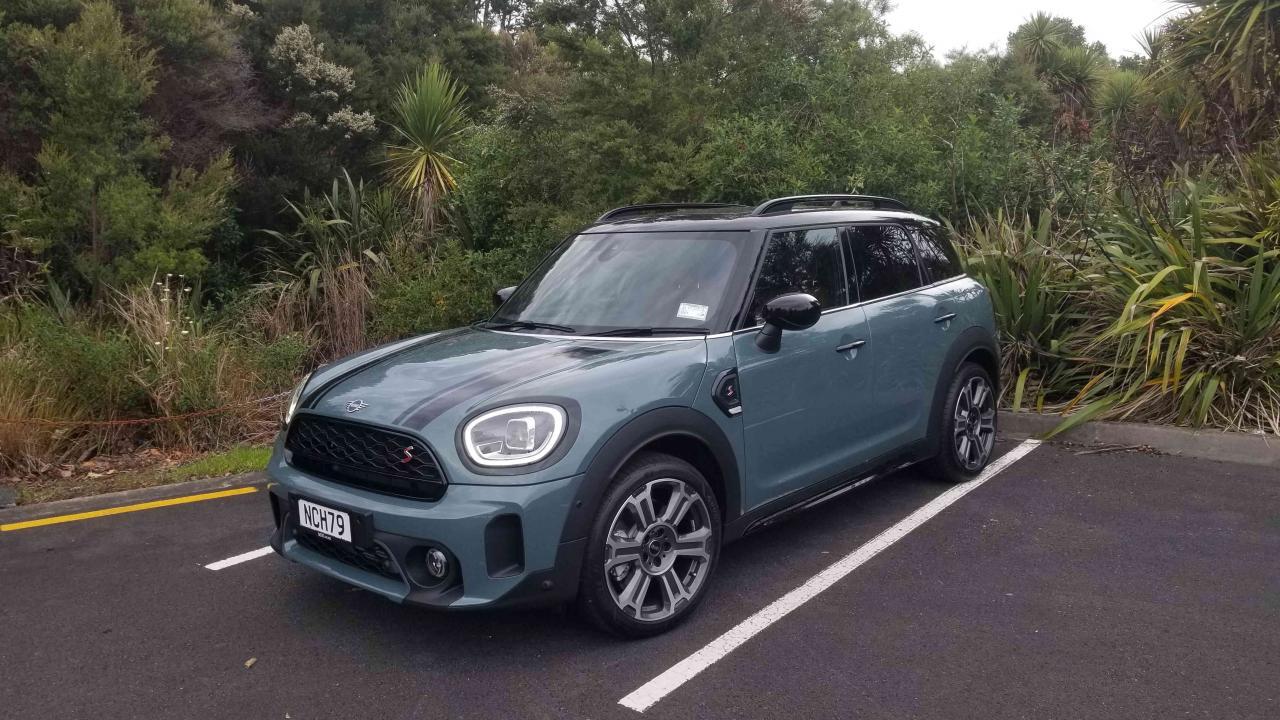 MINI Countryman 2020 Car Review