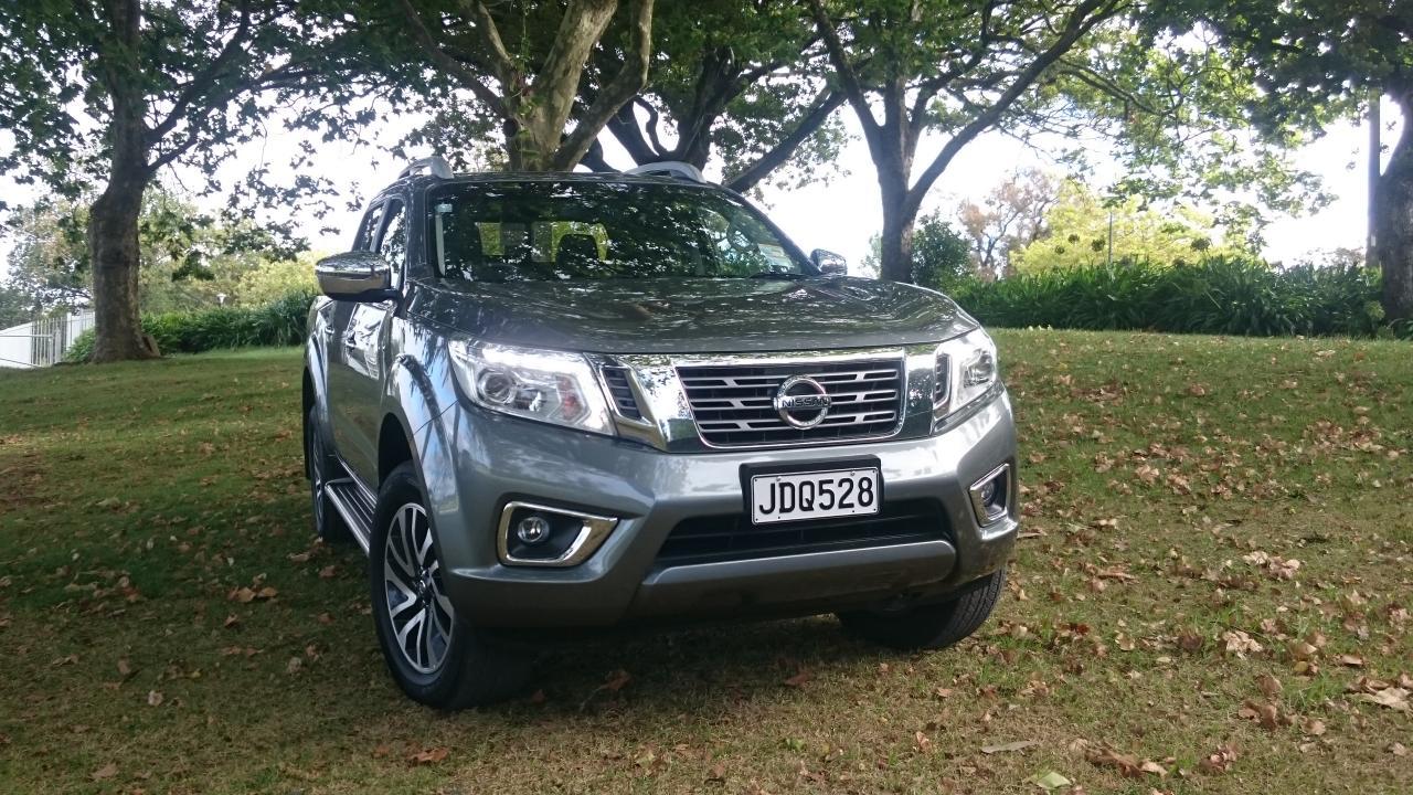 Nissan Navara NP300 2015 car review | AA New Zealand