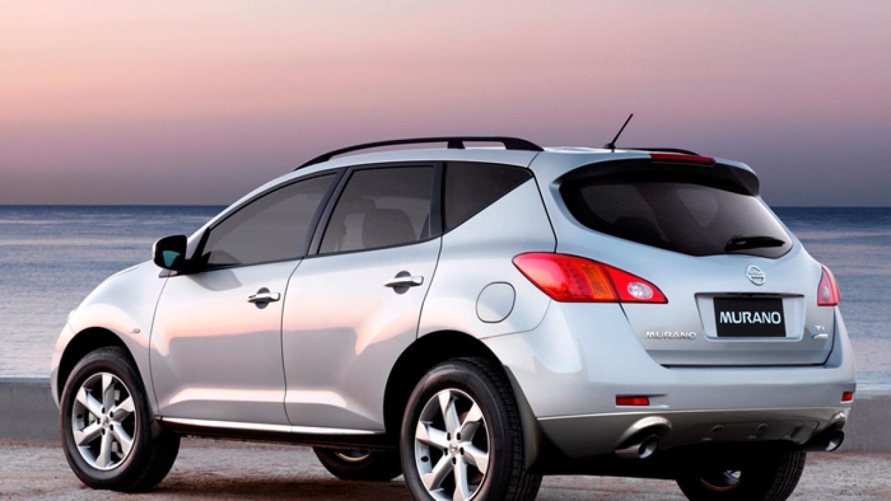 Nissan Murano 2009 02