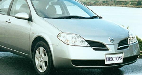 Nissan Primera 2002 Car Review | AA New Zealand