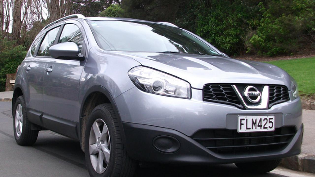 Nissan Qashqai 2010 Car Review Aa New Zealand