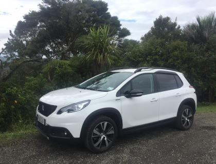 Peugeot 2008 2017 car review | AA New Zealand