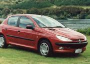 Peugeot 206 2000 car review