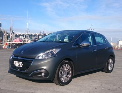 Peugeot 208 2015 car review | AA New Zealand