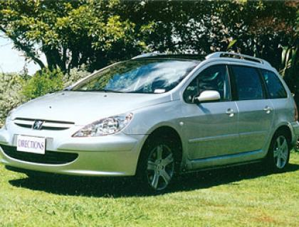 Peugeot 307SW 2003 Car Review | AA New Zealand