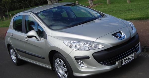 peugeot 308 hdi at 2009 car review aa new zealand. Black Bedroom Furniture Sets. Home Design Ideas