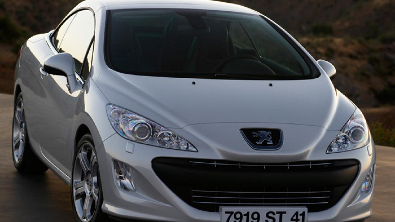 Peugeot 308 CC 2009 Car Review | AA New Zealand