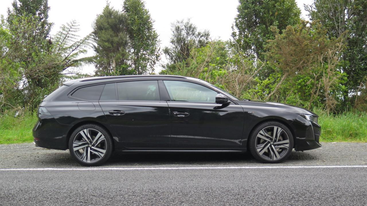 Peugeot 508 Gt Wagon Car Review Aa New Zealand