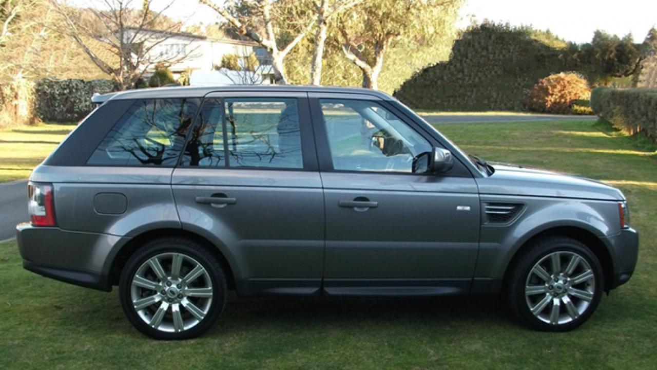 Range Rover Sport 3 0 Tdv6 2010 Car Review Aa New Zealand