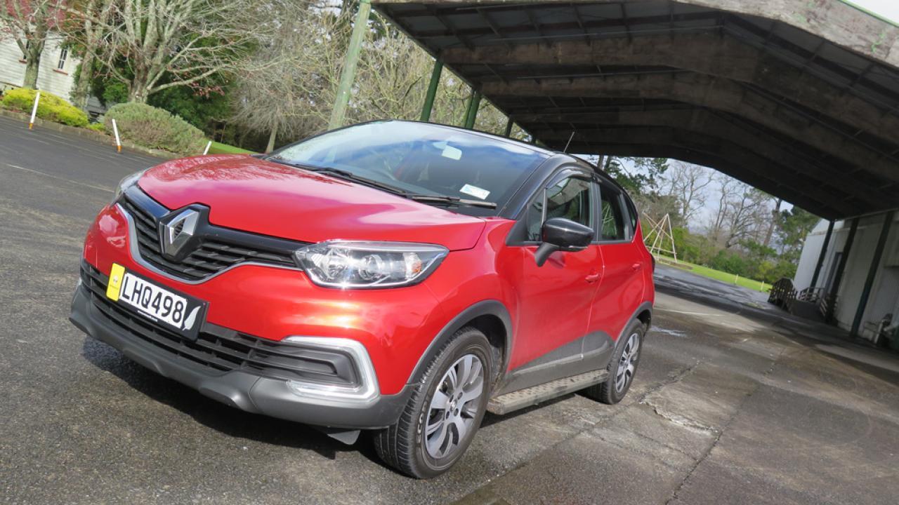 Renault Captur 2018 Car Review