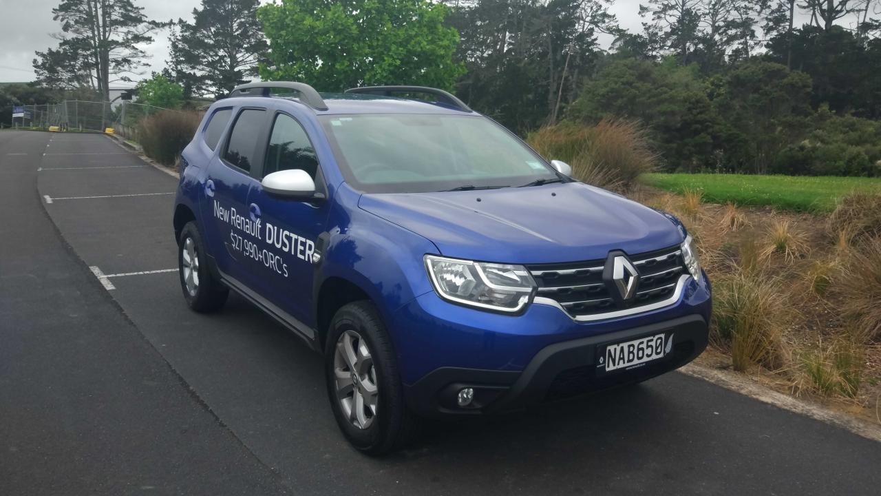 Renault Duster 2020 Car Review