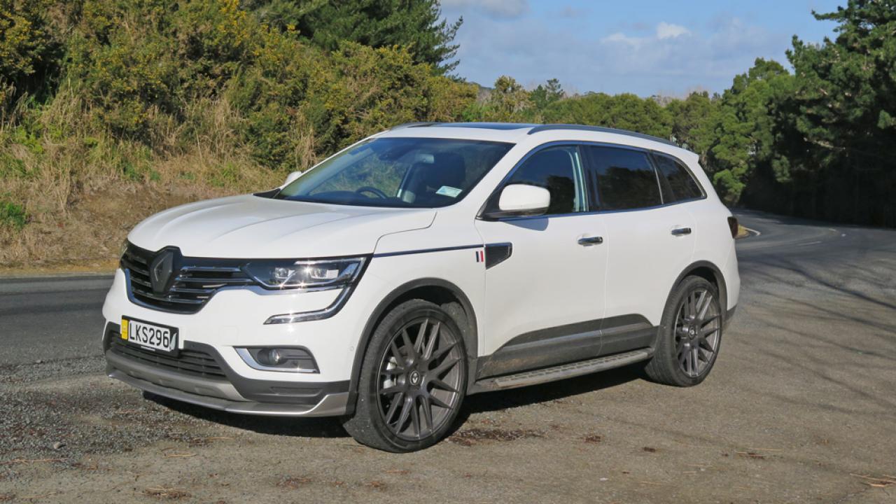 Renault Koleos 2018 Car Review