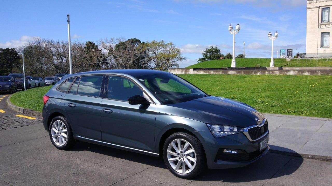 Skoda Scala 2019 Car Review