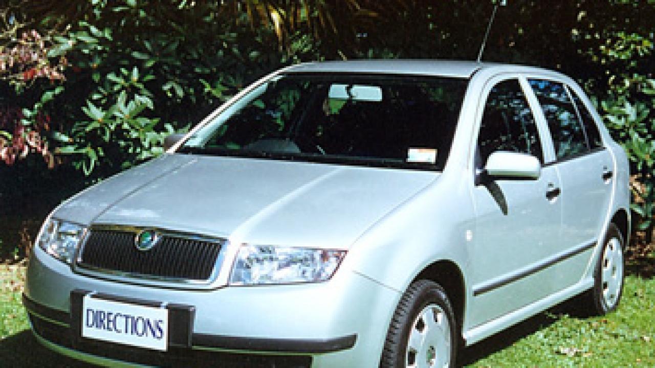 Skoda Fabia 2004 Car Review Aa New Zealand