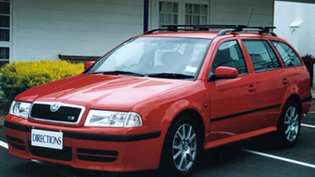 Skoda Octavia Rs 2004 Car Review Aa New Zealand