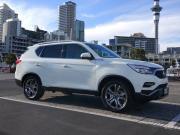 SsangYong Rexton 2017 car review